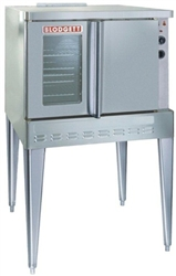 Blodgett SHO-E Single Full Size Electric Convection Oven