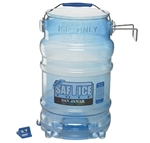 San Jamar SI6000 Ice Tote Bucket - 6 Gallon