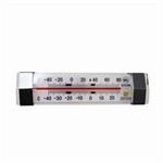 Thunder Group SLTHL080 Cooler and Freezer Thermometer