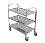 Winco SUC-30 3-tier Trolley Cart
