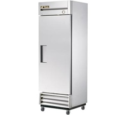 True 27-Inch 19 Cu.Ft. (1) Door Reach-In Freezer, (T-19F)
