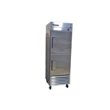 USED - True One-Section 2-Door Refrigerator - (T-23-2)