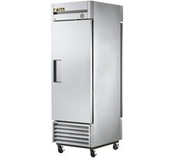 True 27-Inch (1) Door 23 Cu.Ft. Pass Through Refrigerator, (T-23PT)