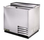True 36-Inch Stainless Steel Glass & Plate Froster, (T-36-GC-S)
