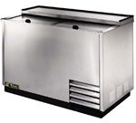 True 50-Inch Stainless Steel Glass & Plate Froster, (T-50-GC-S)