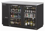 Turbo Air 58.8-Inch (2) Glass Door Back Bar Cooler, (TBB-2SG)