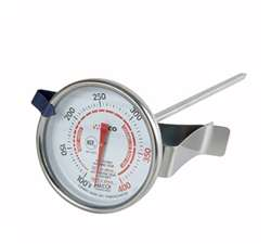Winco Candy/Deep Fry Thermometer - TMT-CDF2 | Restaurant Utensils