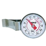 Winco Frothing Thermometer - TMT-FT1 | Restaurant Thrmometer