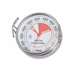 Winco Grill Surface Thermometer - TMT-GS2 | Commercial Restaurant Utensils