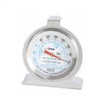 Winco Refrigerator/Freezer Thermometer - TMT-RF2 | Restaurant Supplies