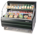 Turbo Air 39-Inch Low-profile Open Display Merchandiser, (TOM-40L)