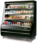 Turbo Air 51-Inch Mid-Height Open Display Merchandiser, (TOM-50M)