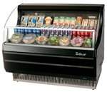 Turbo Air 51-Inch Slim-line Open Display Merchandiser, (TOM-50S)