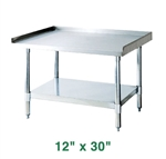 "Turbo Air Equipment Stand - 12"" X 30"""