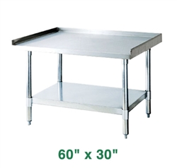 "Turbo Air Equipment Stand - 60"" X 30"""