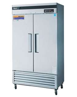 Turbo Air TSF-35SD 2-Door Super Deluxe Reach-In Freezer
