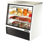True 16 Cubic Feet Single Duty Deli Case, (TSID-48-2)