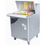 Turbo Air TST-28SD-12 Mega Top Food Prep Table