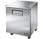 True 27-Inch 6.5 Cu.Ft. (1) Door Under Counter Freezer, (TUC-27F-HC)