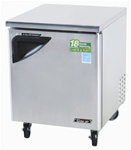 Turbo Air 28-Inch 6.5 Cu.Ft. Super Deluxe Under Counter Freezer, (TUF-28SD)