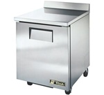 True (1) Door 6.5 Cu.Ft. Work Top Freezer, (TWT-27F-HC)