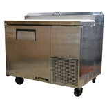 "USED - True 36"" Pizza Prep Refrigerated Prep Table - (TPP-44)"