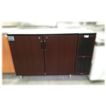 Used Perlick BS2DP 60-Inch Back Bar Cooler