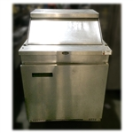 Used Randell 9412-32-7M Refrigerated Food Prep Table