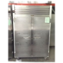 Used Traulsen ADT226WUT 2-Door Reach-In Dual Temperature Refrigerator and Freezer