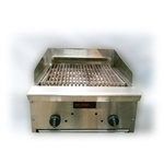 Demo TriStar TSIRB-24 Gas Infrared Charbroiler