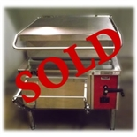 Used Vulcan VG30 Modular Gas Tilting Braising Pan