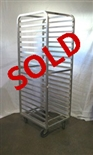 Used Win-Holt 2620B Aluminum Pan Rack