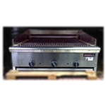 "Demo TriStar TSIRB-36 Gas Infrared Charbroiler 36"" Wide"