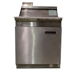 Used Randell 9412-32-7 Refrigerated Prep Table