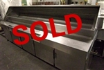 Used Traulsen VPS120J 4-Door Refrigerated Prep Table