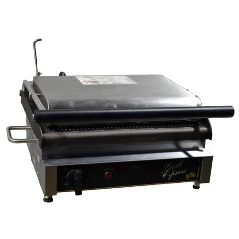 USED - Star Grill Express Panini Sandwich Grill - (GX14IG)