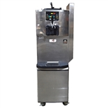USED - Taylor Single Flavor Ice Cream Machine w/Cart and Side Discharge (C707-27)