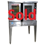 USED - Blodgett Zephaire Gas Convection Oven - (240G)