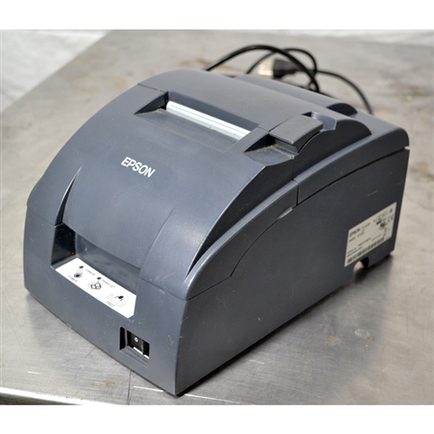 USED - Epson Kitchen Ticket Printer - (TM-U220B)
