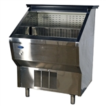 USED - Federal Refrigerated Grab n' Go Cooler - (RSS3SC-2B)