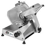Univex Manual Meat and Cheese Slicer with 12-Inch Blade, Medium-Duty Value Series (7512)