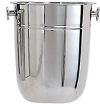 Winco Wine Bucket - WB-8 | Commercial Bar Supplies