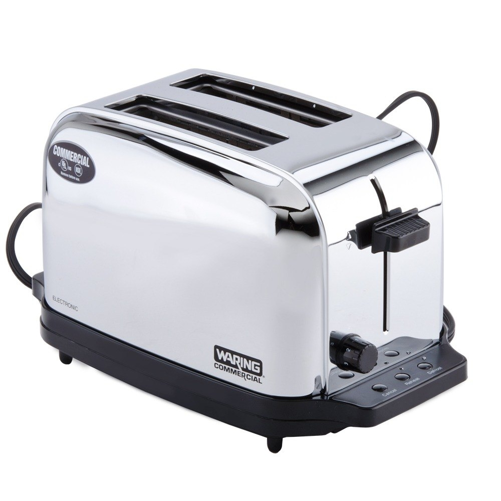 heavy duty slots commercial wide toaster waring with product x