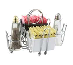 Winco Condiment Holder - WH-1 | Restaurant Condiment Holder