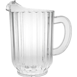 Winco Water Pitcher - WPCT-60C | Restaurant Beverage Server