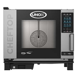 UNOX MIND.Maps Plus Natural Gas Combi Oven – (5) Hotel Pan Capacity - (XAVC-0511-GPR)