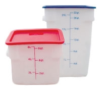Commercial Food Storage Containers Restaurant Food Storage Containers