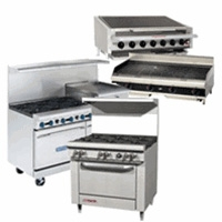 commercial cooking equipment - Commercial Kitchen Equipment