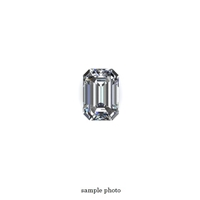 0.61ct. Emerald Cut Diamond