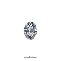 1.00ct. Oval Cut Diamond